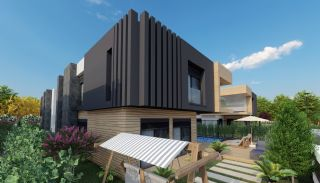 Contemporary Villas in Antalya for Sale with Private Pools, Antalya / Dosemealti - video