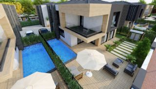 Contemporary Villas in Antalya for Sale with Private Pools, Antalya / Dosemealti
