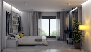 Contemporary Villas in Antalya for Sale with Private Pools, Interior Photos-4