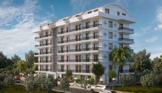 Appartements Neufs à Alanya Près du Bord de Mer, Alanya / Mahmutlar - video