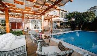 Volledig ingerichte villa met privézwembad en tuin in Lara, Antalya / Lara - video