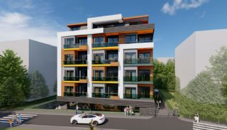 Newly Built Apartments at a Great Location in Alanya Center, Alanya / Center