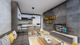 Newly Built Apartments at a Great Location in Alanya Center, Interior Photos-1
