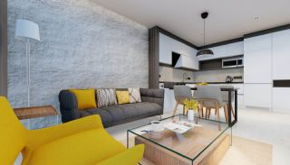 Newly Built Apartments at a Great Location in Alanya Center, Interior Photos-2