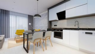 Newly Built Apartments at a Great Location in Alanya Center, Interior Photos-3