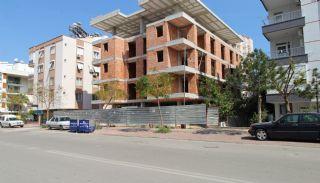 Новые Квартиры в Анталии в Пешей Доступности от Моря, Фотографии строительства-1