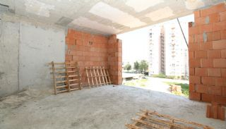 Новые Квартиры в Анталии в Пешей Доступности от Моря, Фотографии строительства-10