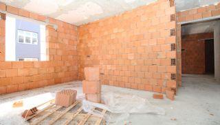Новые Квартиры в Анталии в Пешей Доступности от Моря, Фотографии строительства-11