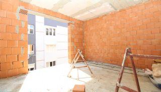 Новые Квартиры в Анталии в Пешей Доступности от Моря, Фотографии строительства-12