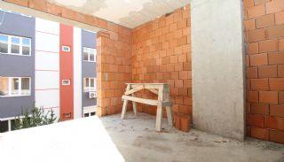 Новые Квартиры в Анталии в Пешей Доступности от Моря, Фотографии строительства-14