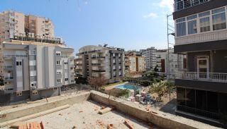 Новые Квартиры в Анталии в Пешей Доступности от Моря, Фотографии строительства-17