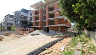 Новые Квартиры в Анталии в Пешей Доступности от Моря, Фотографии строительства-2