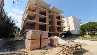 Новые Квартиры в Анталии в Пешей Доступности от Моря, Фотографии строительства-3