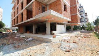 Новые Квартиры в Анталии в Пешей Доступности от Моря, Фотографии строительства-4