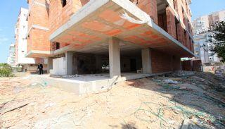 Новые Квартиры в Анталии в Пешей Доступности от Моря, Фотографии строительства-5