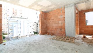 Новые Квартиры в Анталии в Пешей Доступности от Моря, Фотографии строительства-9