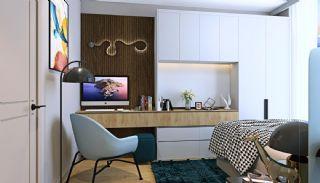 Новые Квартиры в Анталии в Пешей Доступности от Моря, Фотографии комнат-10