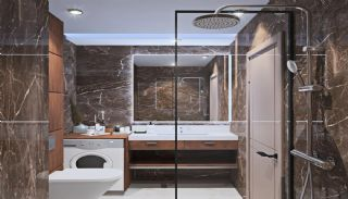 Новые Квартиры в Анталии в Пешей Доступности от Моря, Фотографии комнат-12