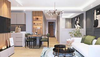 Новые Квартиры в Анталии в Пешей Доступности от Моря, Фотографии комнат-3