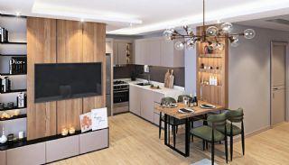 Новые Квартиры в Анталии в Пешей Доступности от Моря, Фотографии комнат-6