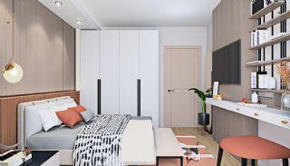 Новые Квартиры в Анталии в Пешей Доступности от Моря, Фотографии комнат-8