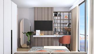 Новые Квартиры в Анталии в Пешей Доступности от Моря, Фотографии комнат-9