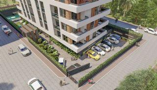 Appartementen dicht bij de zee in het centrum van Mahmutlar, Alanya / Mahmutlar - video