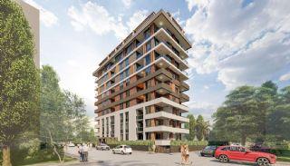 Nya lägenheter nära havet i centrum av Mahmutlar, Alanya / Mahmutlar