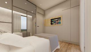 Appartementen dicht bij de zee in het centrum van Mahmutlar, Interieur Foto-2