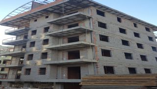 Investment Flats 500 Meters to the Beach in Alanya Mahmutlar, Construction Photos-2
