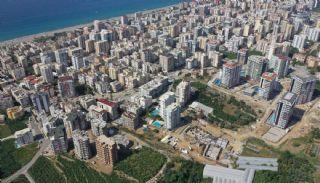 شقق استثمارية تبعد 500 متر عن الشاطئ في محمودلار ألانيا, الانيا / محمودلار - video