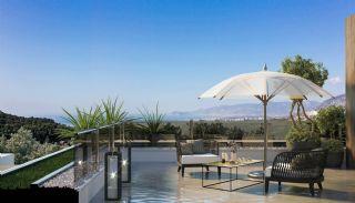 Alanya Kargıcak'ta Deniz ve Dağ Manzaralı Lüks Villalar, Alanya / Kargıcak - video