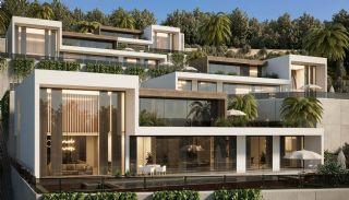 Alanya Kargıcak'ta Deniz ve Dağ Manzaralı Lüks Villalar, Alanya / Kargıcak