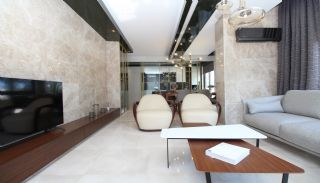Antalya Luxus Immobilien mit Panoramablick in Konyaaltı, Foto's Innenbereich-1