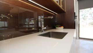 Antalya Luxus Immobilien mit Panoramablick in Konyaaltı, Foto's Innenbereich-11