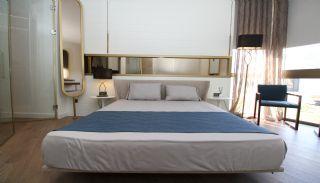 Antalya Luxus Immobilien mit Panoramablick in Konyaaltı, Foto's Innenbereich-12