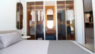 Antalya Luxus Immobilien mit Panoramablick in Konyaaltı, Foto's Innenbereich-22