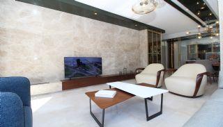 Antalya Luxus Immobilien mit Panoramablick in Konyaaltı, Foto's Innenbereich-3