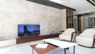 Antalya Luxus Immobilien mit Panoramablick in Konyaaltı, Foto's Innenbereich-5