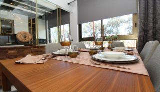 Antalya Luxus Immobilien mit Panoramablick in Konyaaltı, Foto's Innenbereich-7
