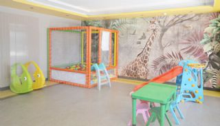 Квартира на Главной Дороге в Махмутларе, Алания с Видом на Море, Алания / Махмутлар - video