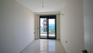 Квартира на Главной Дороге в Махмутларе, Алания с Видом на Море, Фотографии комнат-3