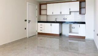 Квартира на Главной Дороге в Махмутларе, Алания с Видом на Море, Фотографии комнат-6