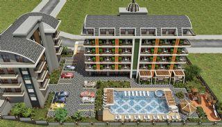Первоклассные Апартаменты в Элитном Комплексе в Алании, Алания / Оба - video