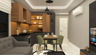 Lägenheter av hög kvalitet i ett lyxigt komplex i Alanya, Interiör bilder-1