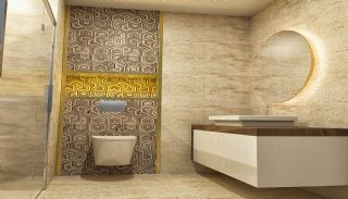 Lägenheter av hög kvalitet i ett lyxigt komplex i Alanya, Interiör bilder-10
