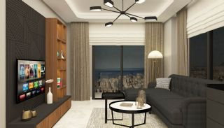 Lägenheter av hög kvalitet i ett lyxigt komplex i Alanya, Interiör bilder-2