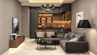 Первоклассные Апартаменты в Элитном Комплексе в Алании, Фотографии комнат-3