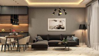 Lägenheter av hög kvalitet i ett lyxigt komplex i Alanya, Interiör bilder-4