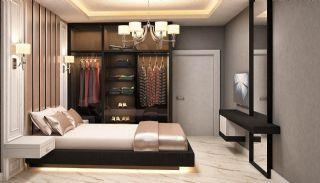 Lägenheter av hög kvalitet i ett lyxigt komplex i Alanya, Interiör bilder-5